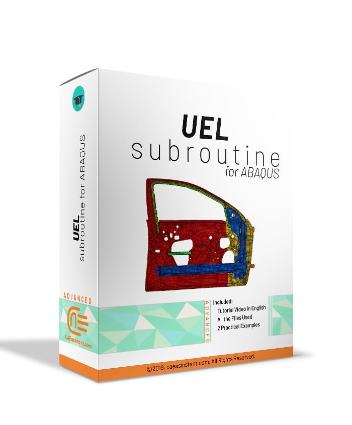 Introduction to UEL SUBROUTINE in ABAQUS