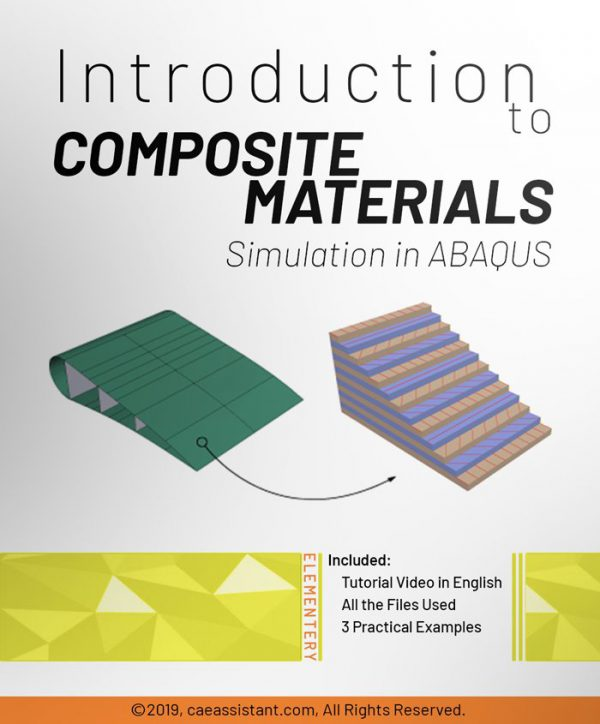 Introduction to composite material in ABAQUS