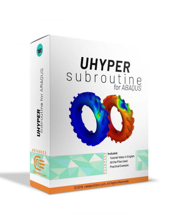 UHYPER Subroutine in ABAQUS