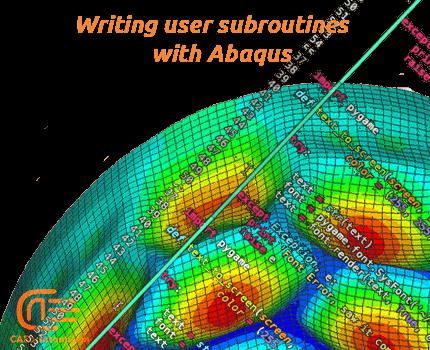 writing user subroutine