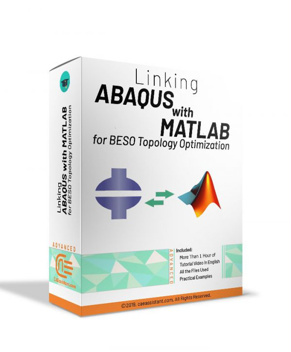 Linking ABAQUS with MATLAB for BESO Topology Optimization