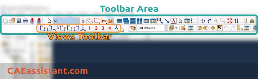 Views Toolbar
