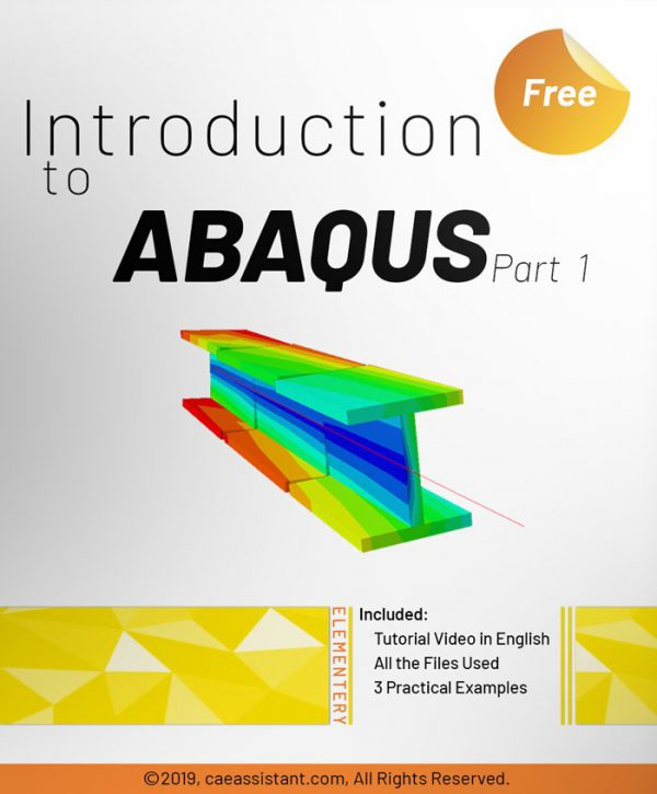 Introduction to ABAQUS Part1 Cantilever