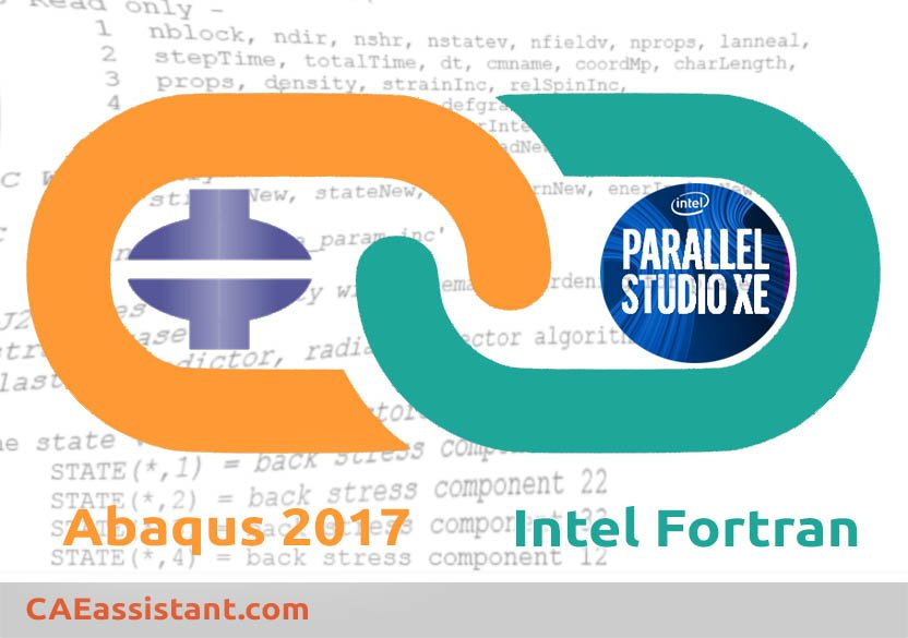 Link Abaqus & Fortran Banner