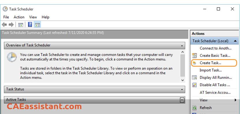 Task Scheduler App