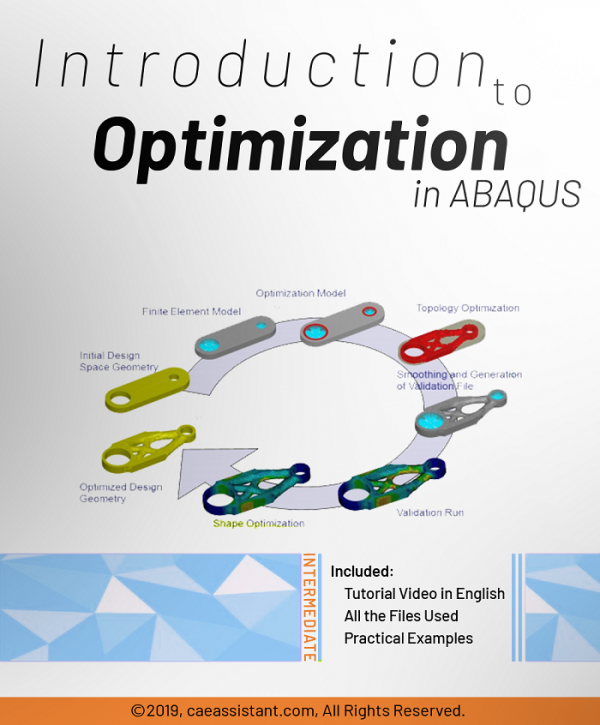 Optimization in ABAQUS-Front