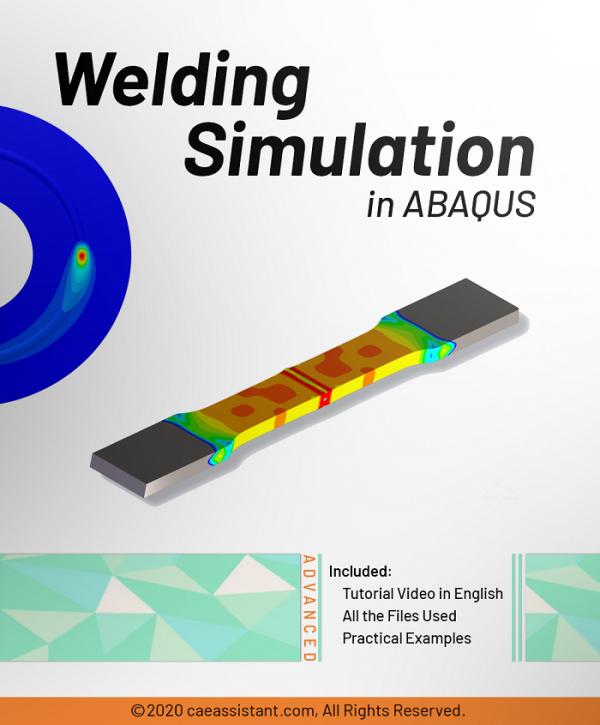 Welding simulation in ABAQUS-Front