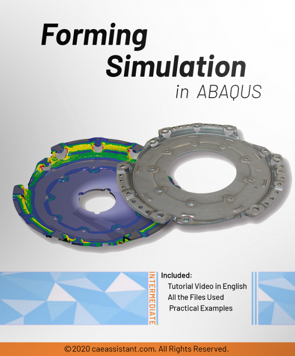 Forming simulations in ABAQUS-Front