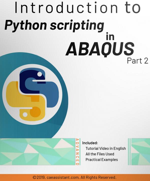Python scripting in ABAQUS Part2-Teaching Plan-Front