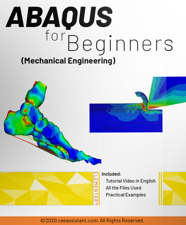 Abaqus for beginners (Mechanical Engineering)