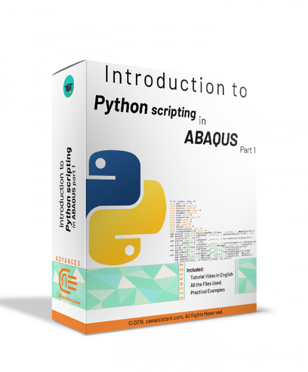 Python scripting in ABAQUS part1-package