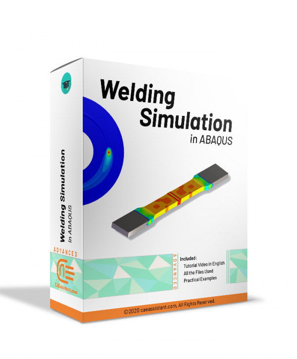 Welding simulation in ABAQUS-package