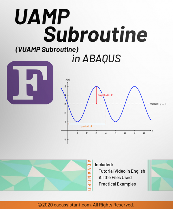UAMP subroutine (VUAMP Subroutine)in ABAQUS-Front