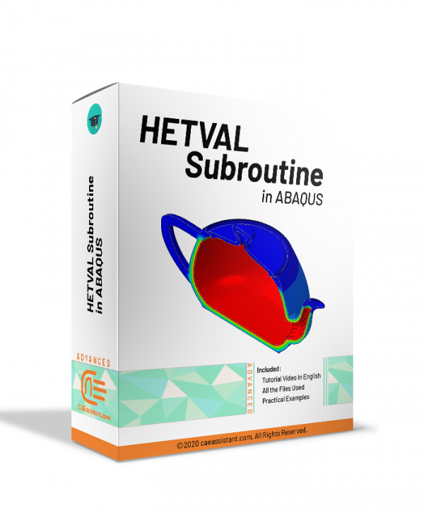 HETVAL Subroutine in ABAQUS-Package