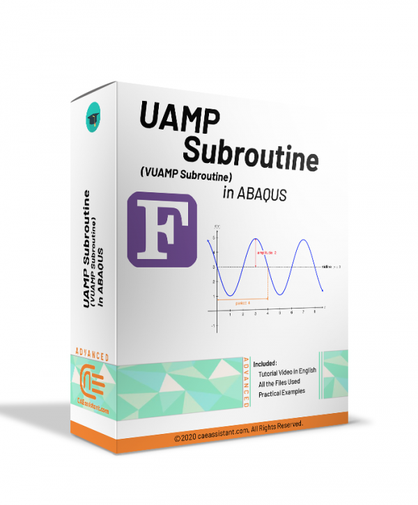 UAMP subroutine (VUAMP Subroutine)in ABAQUS-package