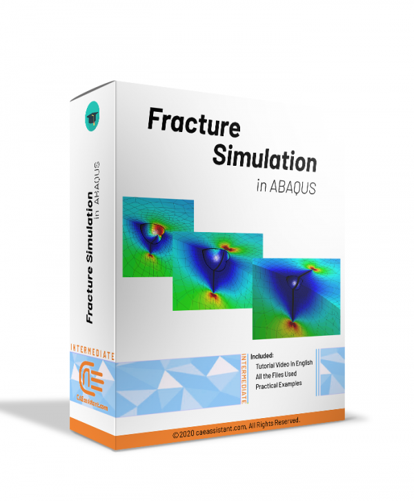 Fracture simulation in ABAQUS-package