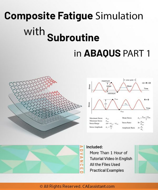 Composite Fatigue Simulation with Subroutine in ABAQUS-Front-2