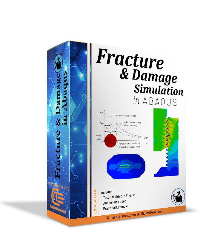 Simulation of Fracture in Abaqus-package